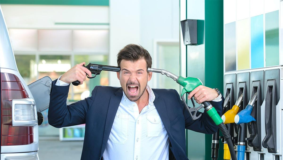 Цена на топливо в Беларуси